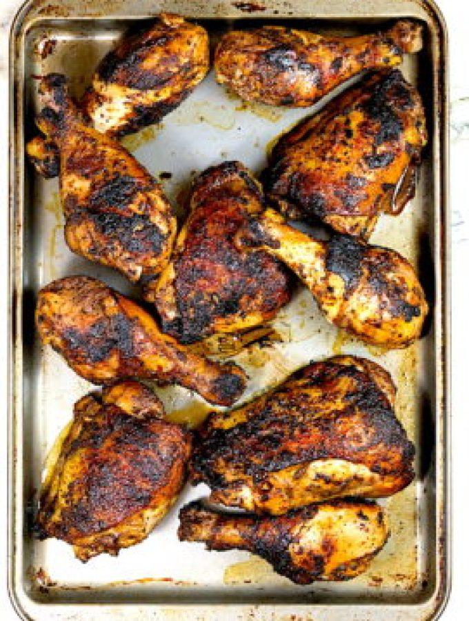 Jamacian Jerk Chicken