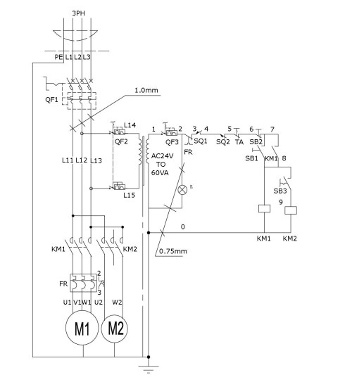 small resolution of band saw wiring diagram