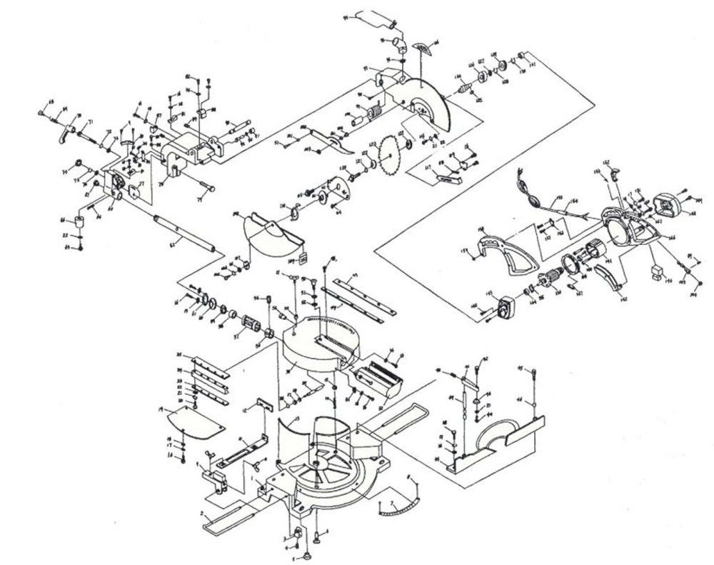 medium resolution of miter saw diagram