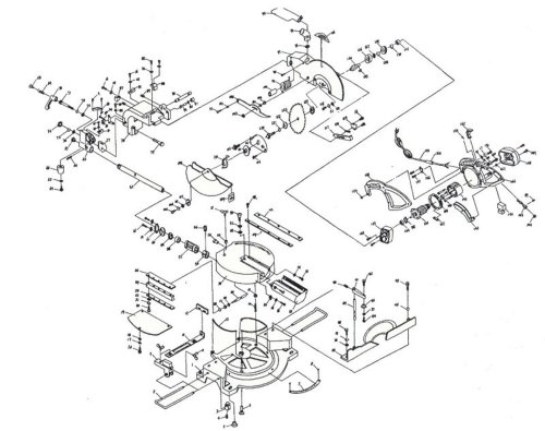 small resolution of miter saw diagram