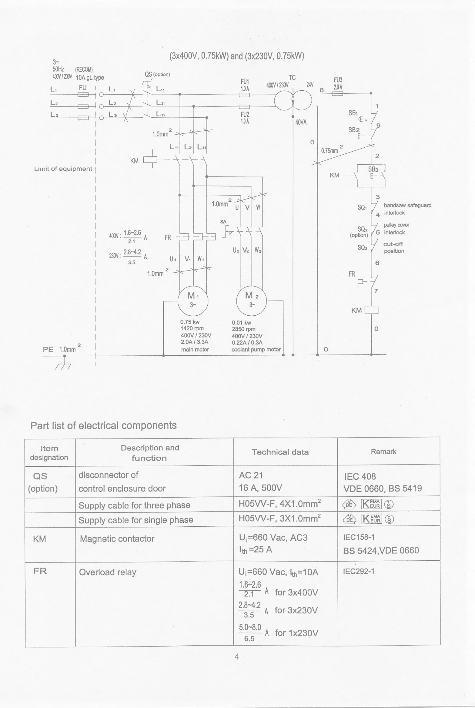 sip spot welder wiring diagram 2004 saab 9 3 stereo 07786 and 07749 12 quot metal cutting bandsaw white black