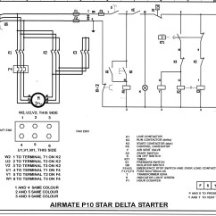 Compressor Wiring Diagram Cell Cycle Circle Sip Airmate P10 270