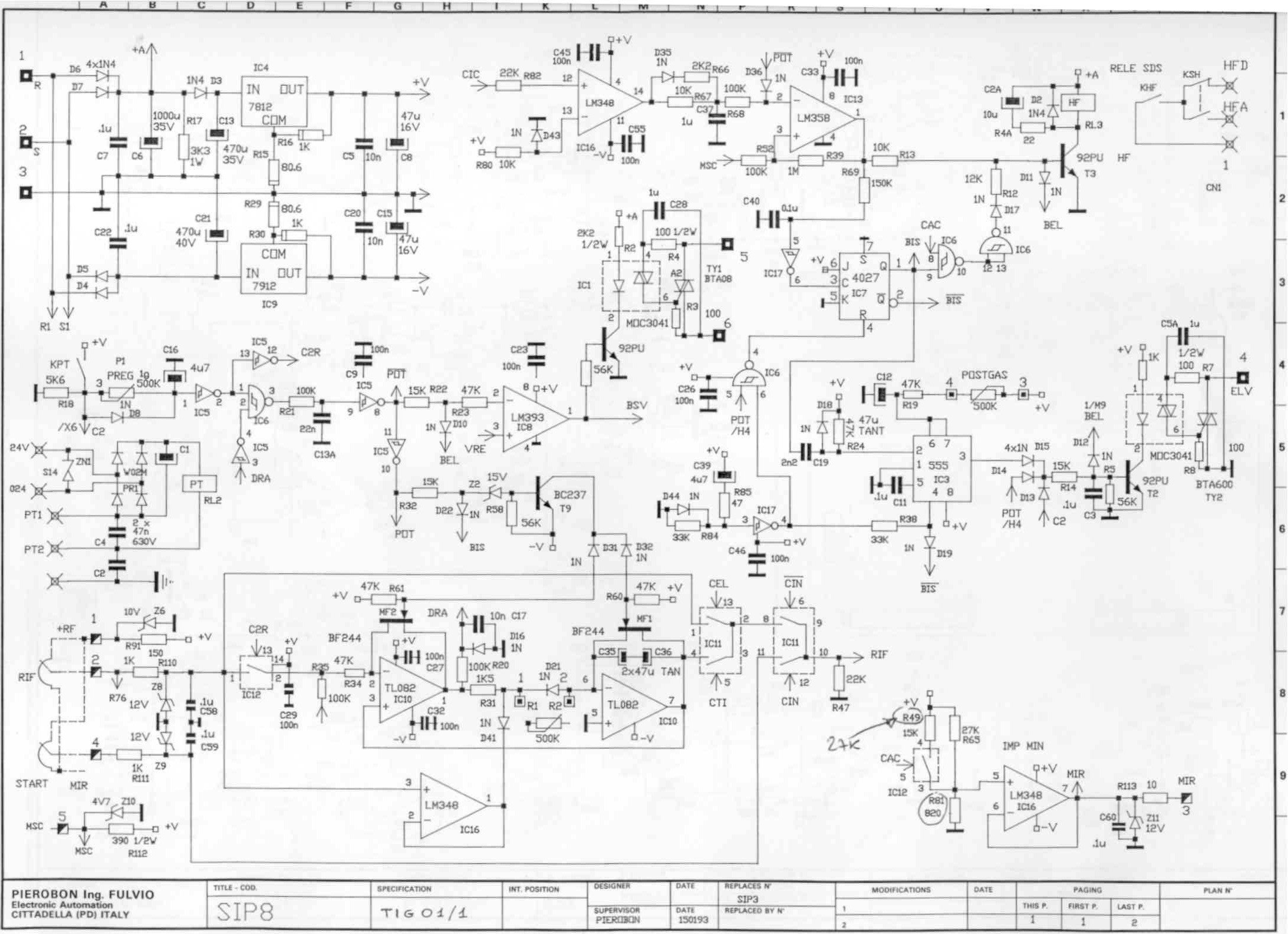 sip spot welder wiring diagram 97 ford expedition fuse box 05006 tig 160 ac dc circuit 1