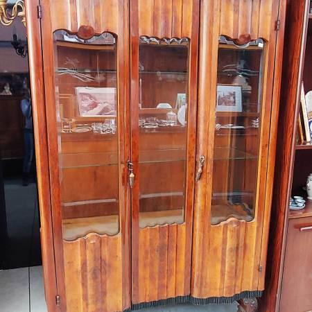 M462 - Vetrinetta in legno di abete