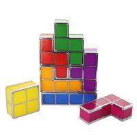 Individuelle Tetris Lampe: Lampe mit frei kombinierbaren ...