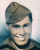 Clarence Potts US Army WWII