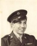 Johnnie Evans WWII