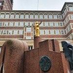 Outdoor Rätseltour Schnitzeljagt Düsseldorf Sir Peter Morgan Wilhelm Marx Haus