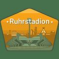 SPM Academy Tour – Bochum Ruhrstadion Badge
