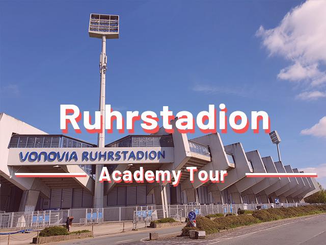 Bochum Ruhrstadion Rätseltour