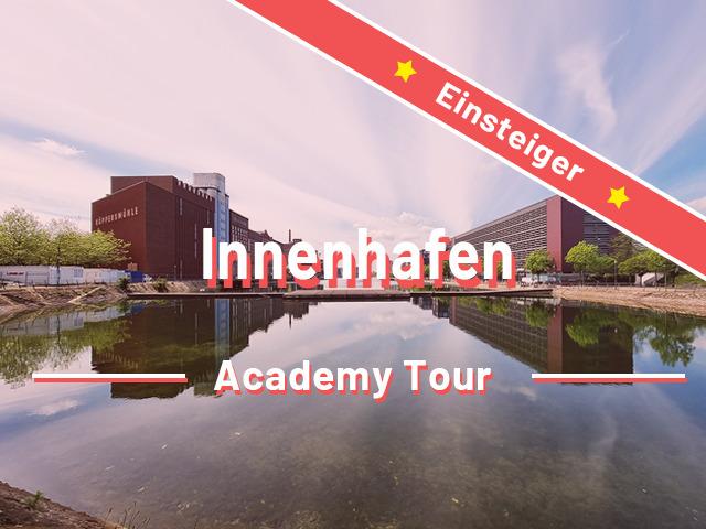 Innenhafen Duisburg – Einsteigertour - Rätseltour