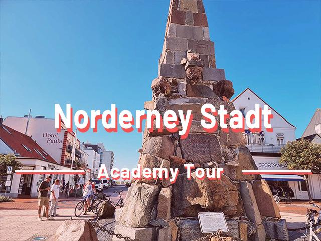 Norderney Stadt Rätseltour