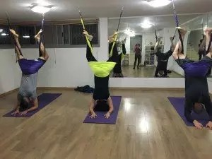 All about Aerial Yoga – FLYoga