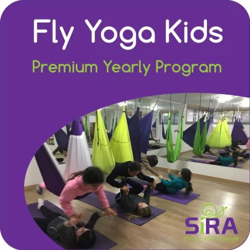 fly yoga kids yearly program