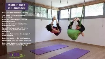 House in Hammock – exercise #106