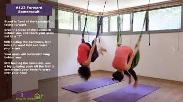 Forward Somersault – exercise #122