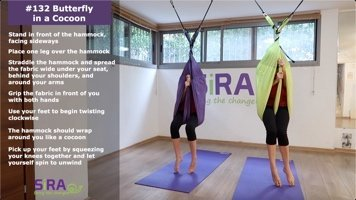 Butterfly in a Cocoon – exercise #132