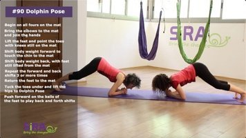 Dolphin Pose – exercise #90