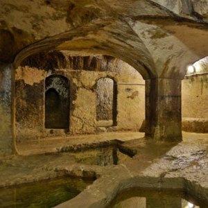 bagno ebraico siracusa