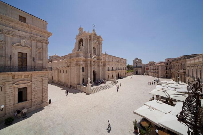 Giornalisti inglesi alla scoperta della Sicilia e di Siracusa