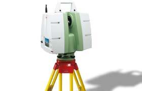 Le scanner/Laser LEICA