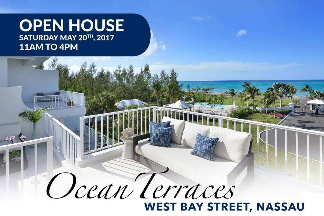 Ocean Terraces Open House