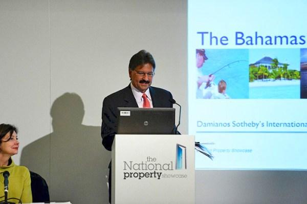 George Damianos presentation