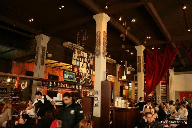 El Cairo, el bar rosarino