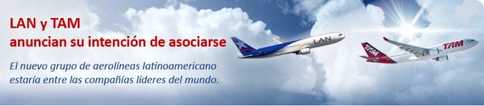 La nueva aerolinea se llamará Latam, y dan algunas respuestas