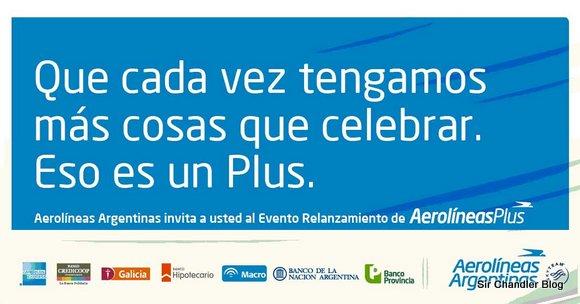 Serán 7 los bancos que estarán con el programa de viajeros frecuentes de Aerolíneas Argentinas
