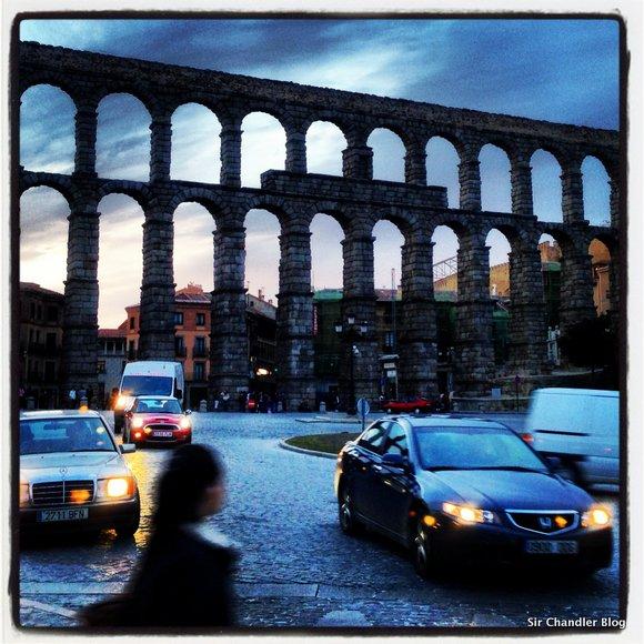 Relato de las vacaciones: capítulo Madrid, Segovia y El Escorial