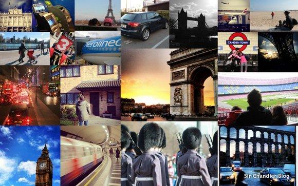 Resumen de los viajes realizados en el 2013 por el autor de este blog (Parte I/III)