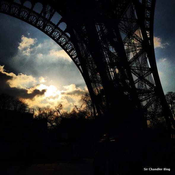 Relato de las vacaciones: capítulo París