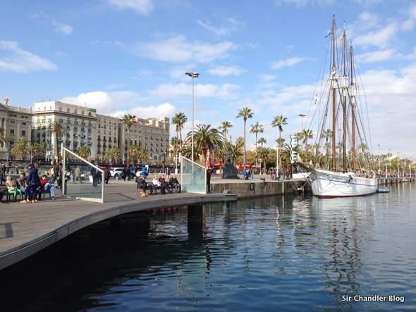 Relato de las vacaciones: Barcelona y fin del recorrido