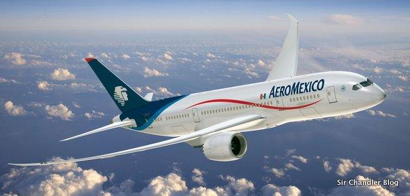 AeroMexico AMX 787-8 ArtworkK63850