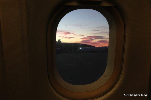 De Ushuaia a Aeroparque por LAN (crónica del vuelo)
