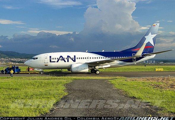 LAN Colombia se sumó a OneWorld