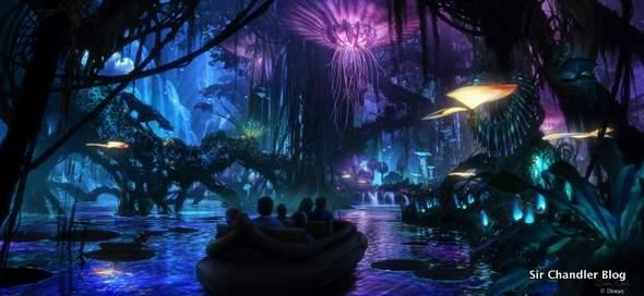 El planeta Pandora de Avatar tendrá su espacio en Animal Kingdom de Disney