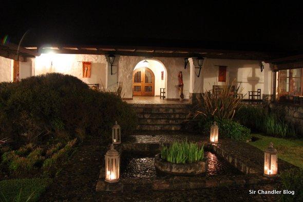 Estancia Las Carreras en Tafí del Valle. Review del hotel