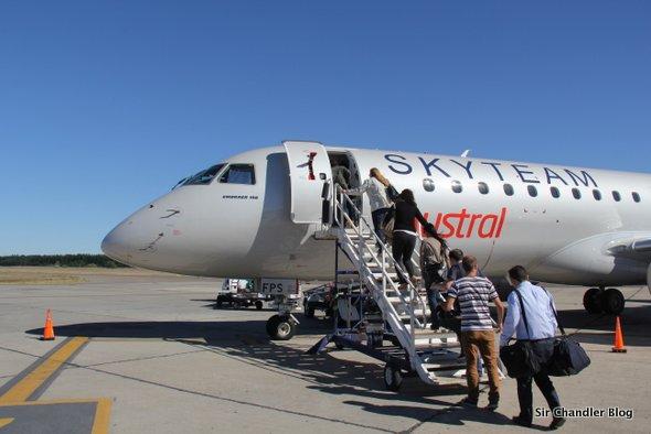 Volviendo de Neuquén en Club Economy de Austral (y en un 0km!). Crónica del vuelo