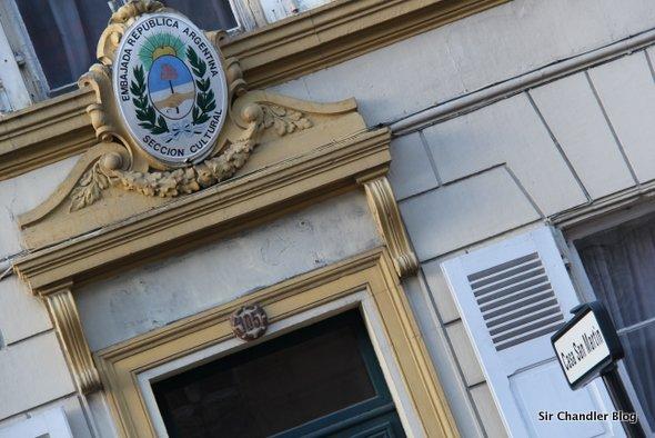 Recorriendo La Casa Del General San Mart N En Boulogne Sur Mer