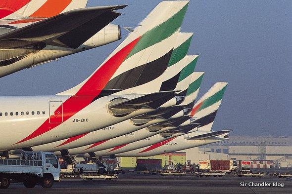 Emirates pone promoción con 30% de descuento a varios destinos