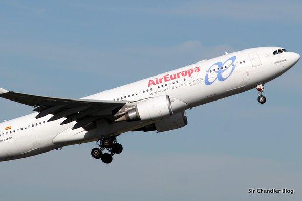 Air Europa dicta un curso para perder el miedo a volar