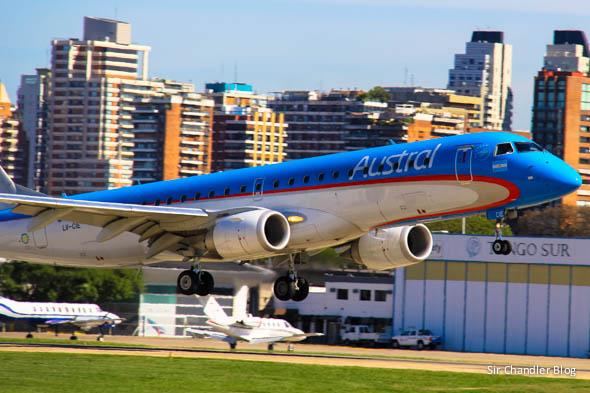 embraer-190-austral-aterrizaje