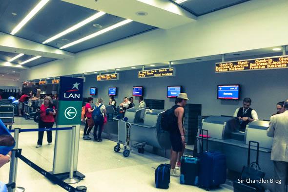 Miami Ezeiza por LAN. Crónica del vuelo