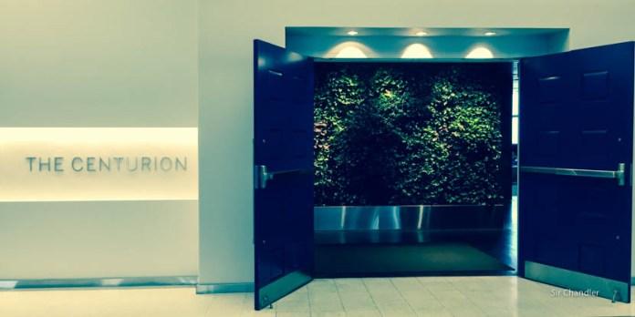 El salón Centurion de American Express en Las Vegas