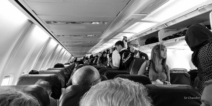 Volviendo de Orlando con Delta (I/II) MCO-ATL