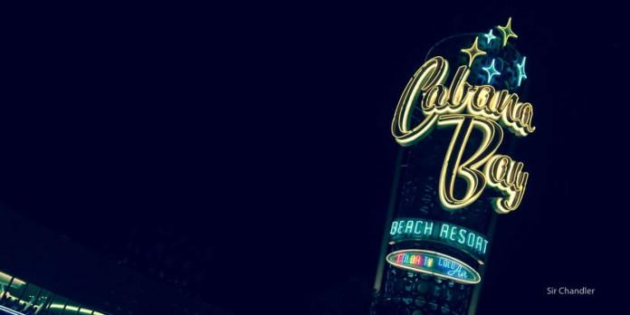 El Cabana Bay Beach Hotel de Universal Orlando