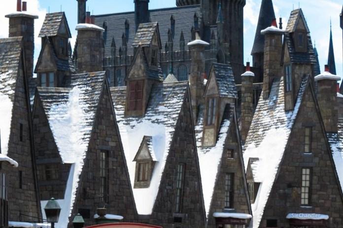 Habrá navidad Potteriana en Universal Orlando