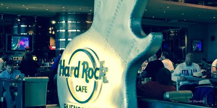Hard Rock pondrá un restaurant en las Cataratas del Iguazú